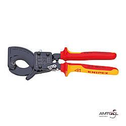 Ножницы для резки кабелей - Knipex 95 36 250