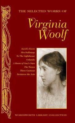 Книга The Selected Works of Virginia Woolf