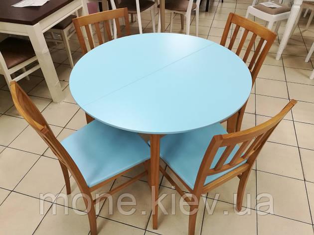 "Круглий стол  и 4 стула"" Сицилия"", фото 2"
