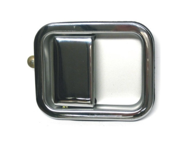 Ручка двери правая хром Jeep Wrangler 97-06