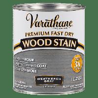Морилка для дерева VARATHANE Premium FAST DRY  weathered gray 0,947л.