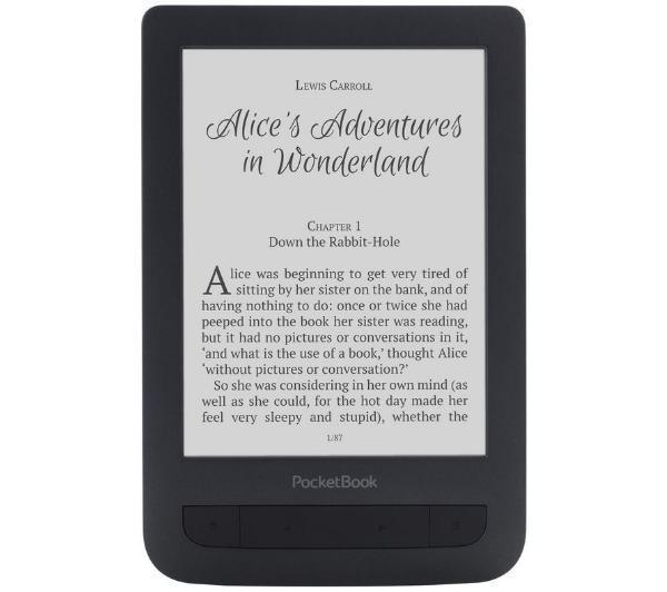 Электронная книга PocketBook Basic Touch 2 PB625
