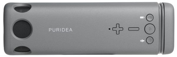 Портативная колонка Puridea i2 Bluetooth Speaker Grey