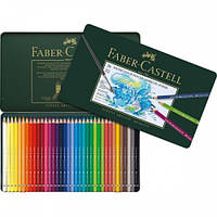 Набор акварельных карандашей Faber Castell 36 цветов Albrecht Durer металлическая коробка (117536)