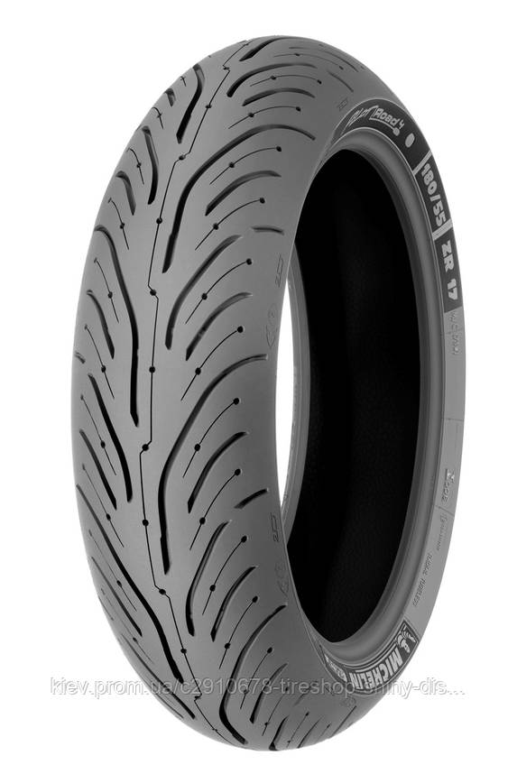 Michelin Pilot Road 4 190/55 R17 75W, фото 2