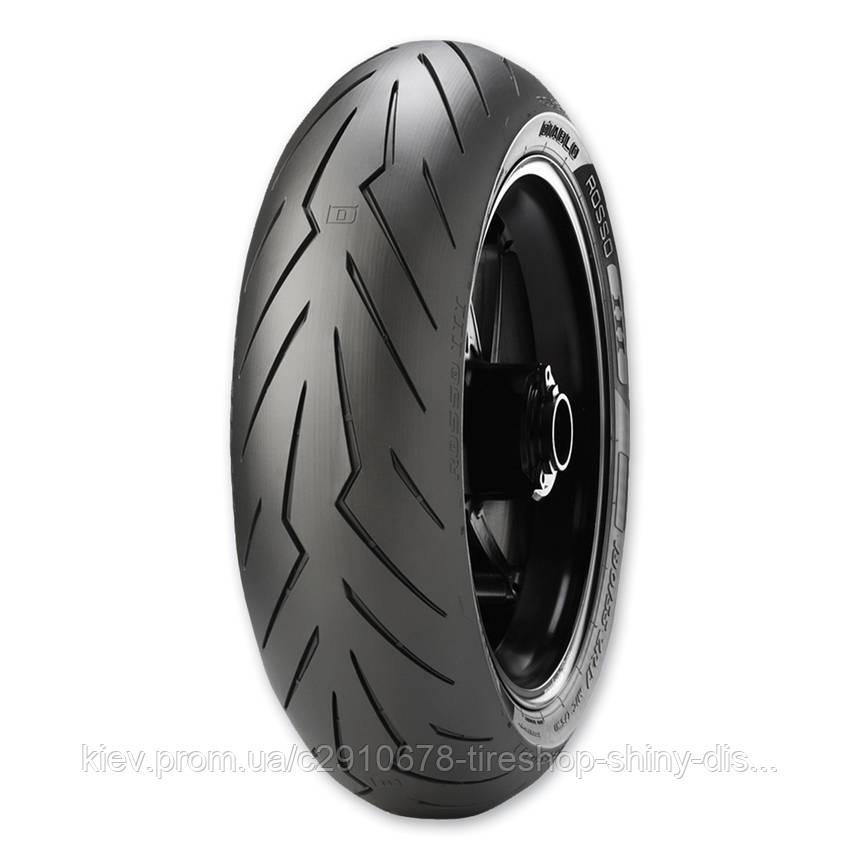 Pirelli Diablo Rosso 3 190/55 R17 75W, фото 2