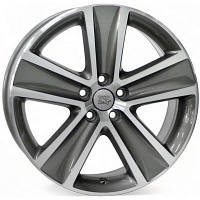 Литые диски WSP Italy W463 R16 W7 PCD5x100 ET46 DIA57.1 Anthracite Polished