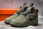 Мужские кроссовки Nike LF1 Duckboot (зеленые), фото 2