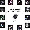 Лазерный проектор STAR SHOWER LED 48 узоров, фото 5