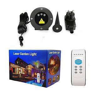 Лазерный проектор STAR SHOWER три цвета 12в1