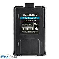 Аккумуляторная батарея для рации Baofeng UV-5R (BL-5) 2100 mAh, фото 1