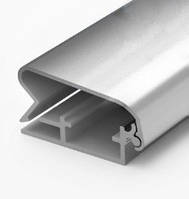 Клик система профиль алюминиевый 32 мм