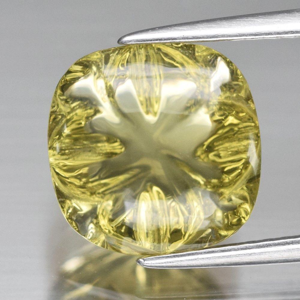 Натуральный  цитрин 4.17ct 10mm