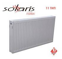 Радиатор стальной SOLARIS 11 тип 500 * 600