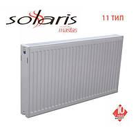 Радиатор стальной SOLARIS 11 тип 500 * 1400