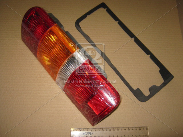 Фонарь задний правый Ford TRANSIT 86-91 (пр-во TEMPEST), 023 0199 F2C