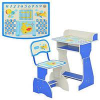 Детские парта и стул