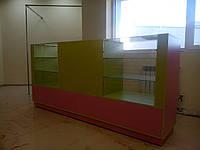 Торговая витрина с ресепшн, фото 1