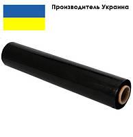 Пленка черная 70 мкм (для мульчирования,строительства)