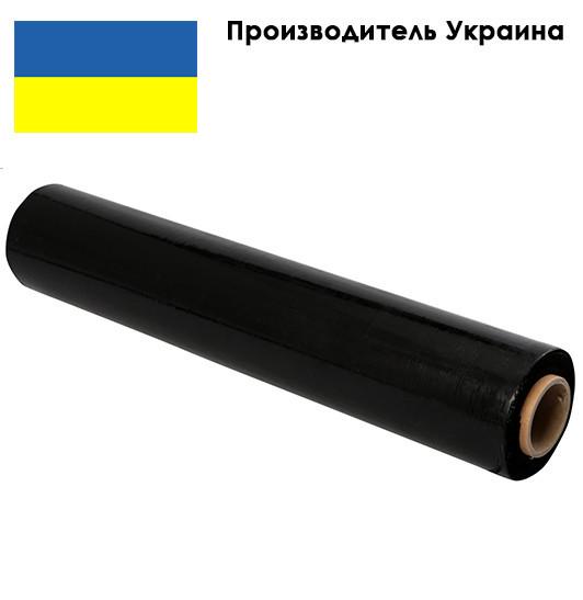 Пленка черная (для мульчирования,строительства) 120 мкм