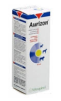 Ауризон (Aurizon) ушные капли для собак, 10 мл, фото 1