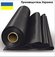 Пленка черная Союз 120 мкм (для мульчирования,строительная)