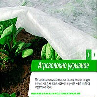 Агроволокно Agreen 17 щільність 2.1-100, фото 1