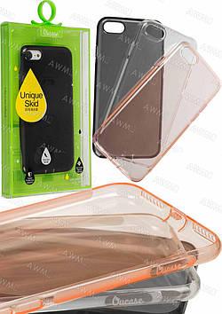 Накладка силиконовая Ou case Sony C5 (прозрачный)