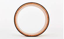 Колесо-кольцо для йоги Пробковое FI-6976, фото 3