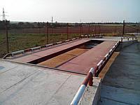 Комплект для установки автомобильных весов до 80 т на 4-х датчиках KELI, фото 1