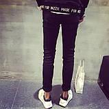 Мужские джинсы с рваным коленом, фото 4