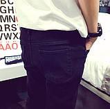 Мужские джинсы с рваным коленом, фото 5
