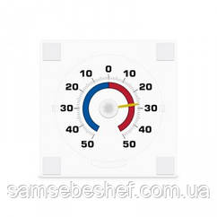 Термометр биметаллический оконный ТББ