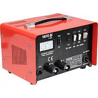 Зарядное устройство 12 / 24 V, 25 А, 240 Ah, YATO YT-8304