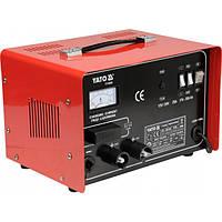 Зарядное устройство 12 / 24 V, 25 А, 350 Ah, YATO YT-8305