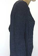 В'язаний жіночий  джемпер з перлинками Vivacita, фото 2
