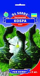 Лагенария Кобра, 5 семян
