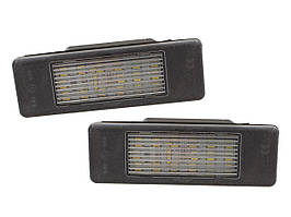 Подсветка номера Nissan Navara Note Pathfinder ниссан
