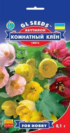 Абутилон комнатный клен, пакет 0.1 г - Семена цветов, фото 2