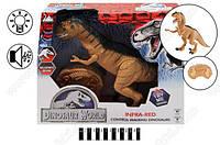 Динозавр (радіокерування) коробка RS6121 р.37х12х31 см. (шт.)