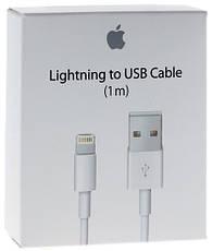 Кабель usb для iPhone Apple в упаковке, фото 2