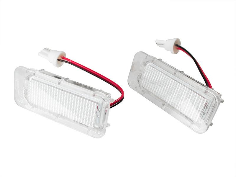 Подсветка номера Ford Focus Fiesta Kuga LED фокус фиеста куга