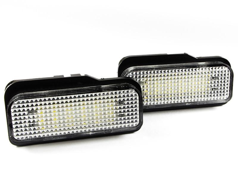 Подсветка номера LED Mercedes W203 W211 W219 мерседес