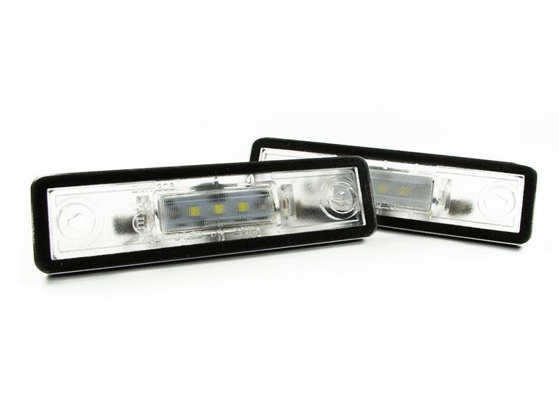 Подсветка номера LED Opel Astra Corsa Zafira астра корса