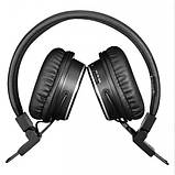 Бездротові навушники bluetooth MDR НЯ Q8 microSD Black, фото 6