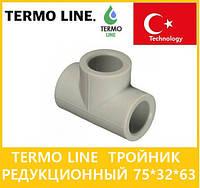 Termo Line тройник редукционный 75*32*63, фото 1