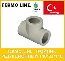 Termo Line тройник редукционный 110*32*110