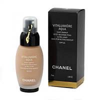 Крем тональный Chanel Vitalumiere aqua (Копия)