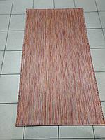 Безворсовой коврик рогожка Jeans 0.80х1.50