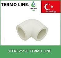 Угол ppr 25*90 Termo Line, фото 1